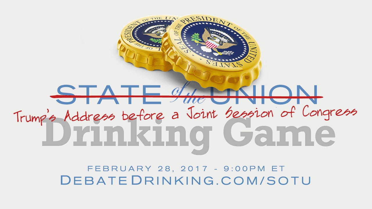 Joint Session Drinking Game