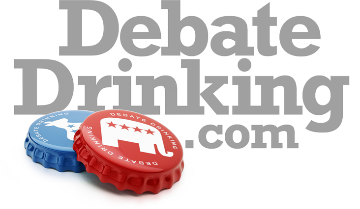 2019 Democratic Debate Drinking Game