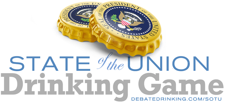 2016 State of the Union Drinking Game